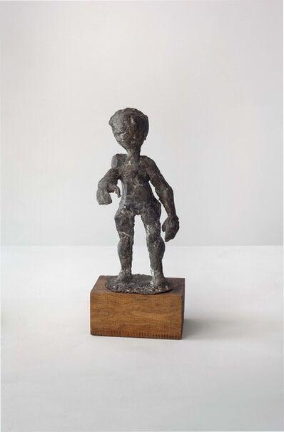 Alik Cavaliere, 'Studio per giochi proibiti', 1958
