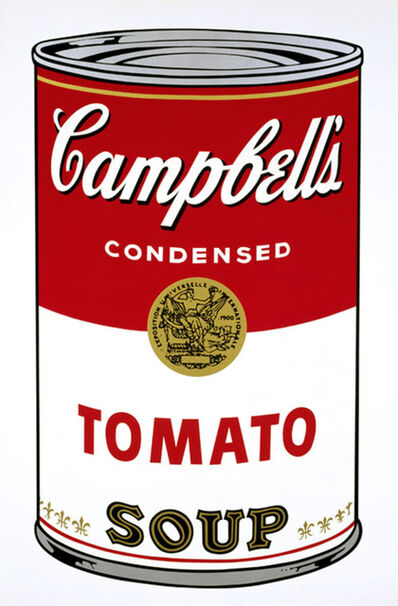 Andy Warhol, 'Campbell's Soup I: Tomato [II.46]', 1968