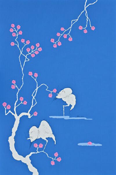 Zhong Dong, 'Flower and Bird No.1 ', 2012