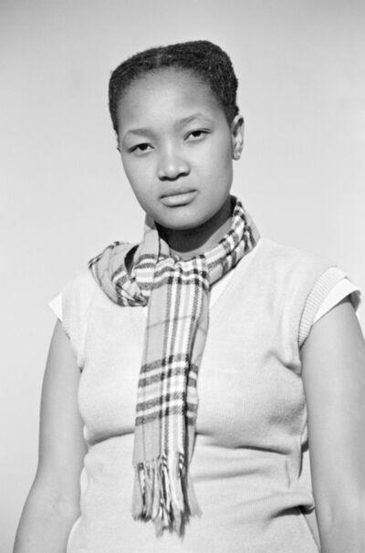Zanele Muholi, 'Amanda China, Nyandeni Yeoville, Johannesburg', 2007