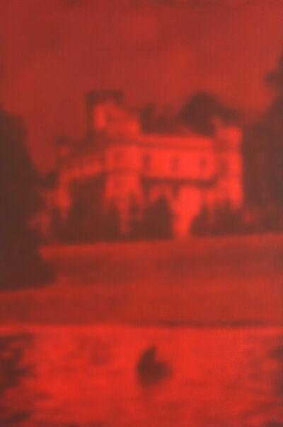 Nikolai Makarov, 'Ludwig II im Starnberger See (Schloss Berg)', 2020