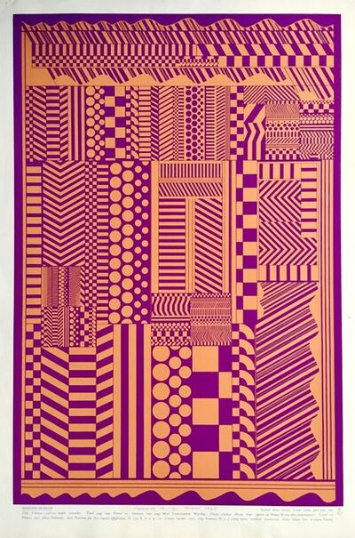 Eduardo Paolozzi, 'Illumination and the Eye', 1967