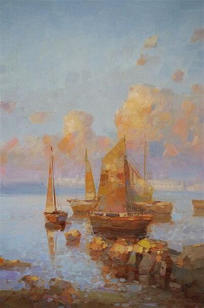 Vahe Yeremyan, 'Sail Boats', 2016