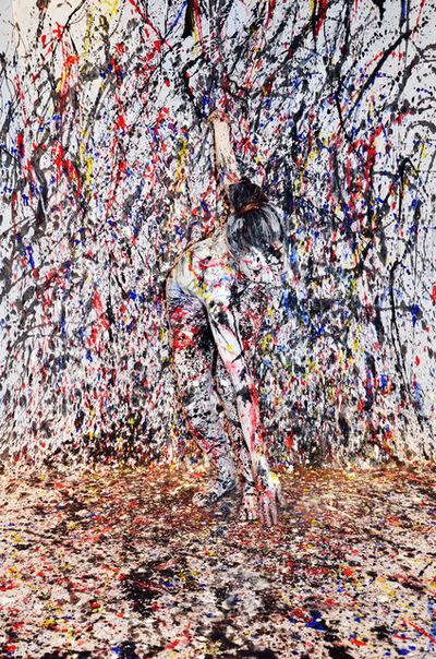 Nicole Furman, 'Hommage a Pollock IV', 2014