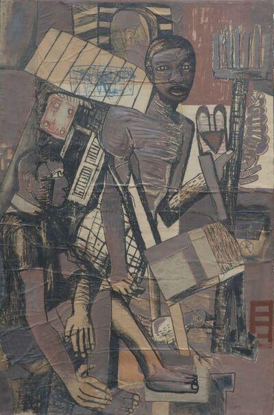 Amadou Camara Gueye, 'Street Sweeper', 2001