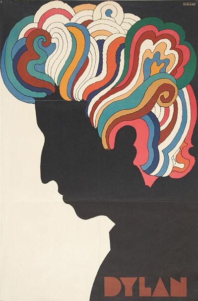 Milton Glaser, 'Vintage Bob Dylan Poster (Milton Glaser 1960s)', 1967