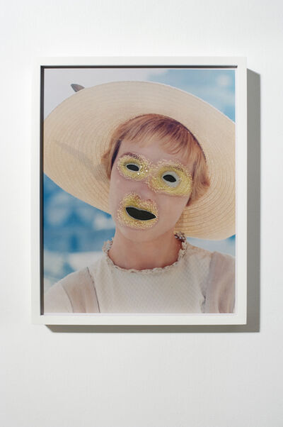 Douglas Gordon, 'Self Portrait of You and Me (Julie Andrews)', 2010