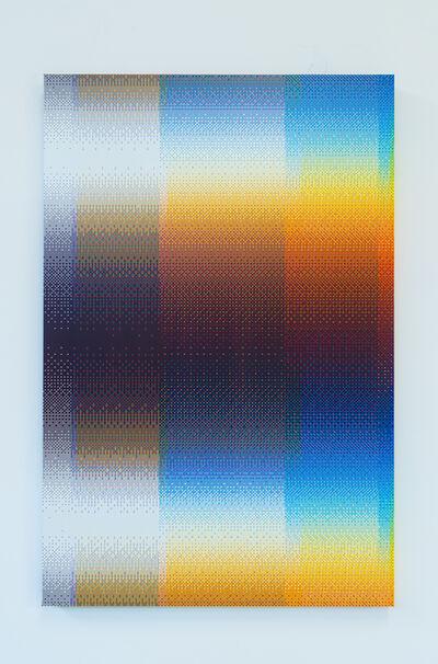 Felipe Pantone, 'SUBTRACTIVE VARIABILITY 7', 2018