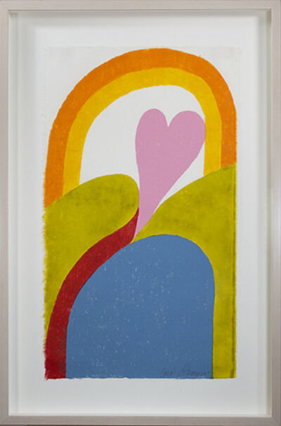 Carol Summers, 'Heartrise', 1980