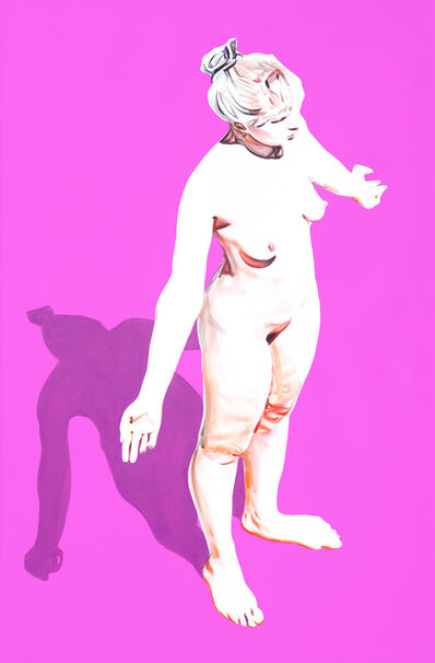 Tom Schulhauser, 'Standing Nude', 2014