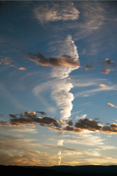 Laurie Tümer, 'Cloud No. 8716'