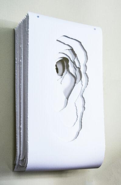 Angela Glajcar, '2017-014 Terforation', 2017