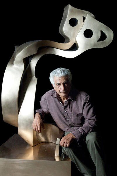 Parviz Tanavoli, 'Big Heech Lovers'