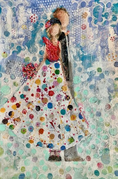Kim Schuessler, 'Polka Dots and Never Alone', 2019