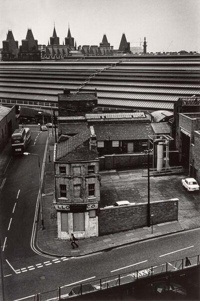 Charles Harbutt, 'Running Man, Liverpool, England', 1971