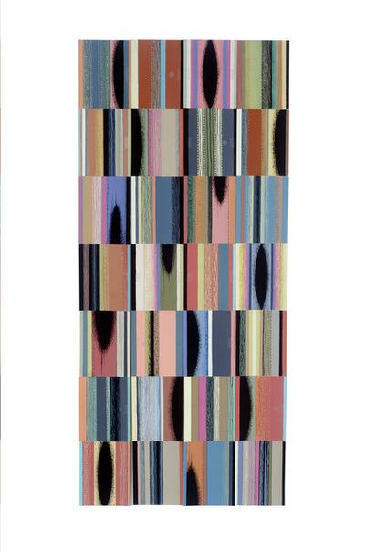 Mercedes Elena González, 'Dilatante (Small Tapestry III)', 2015-2019