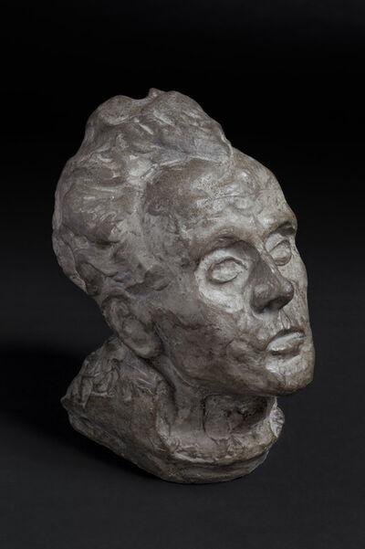 Egon Schiele, 'Self-Portrait', 1917