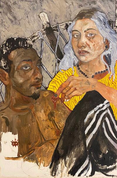 Bernadette Despujols, 'Chelle y Ronald', 2020