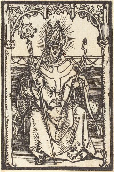 Albrecht Dürer, 'Saint Erasmus', ca. 1500