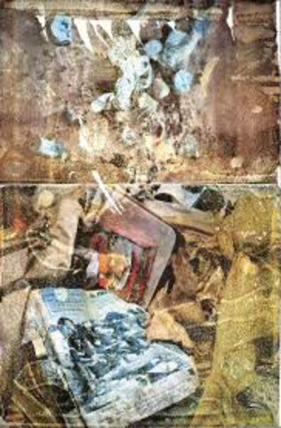 Robert Rauschenberg, 'Tribute 21: Peace', 1994