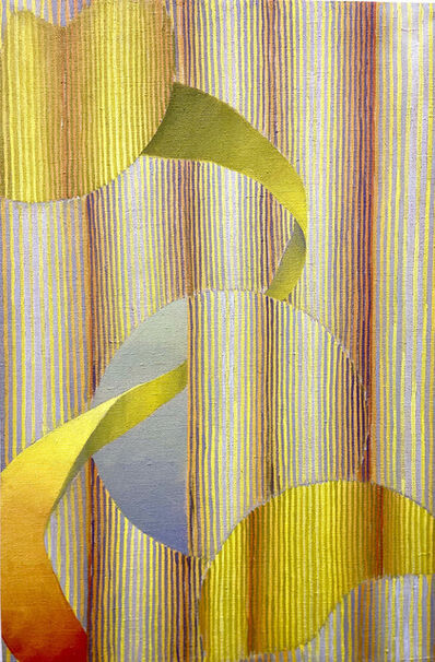 Theresa Daddezio, 'Weaving Rays', 2019