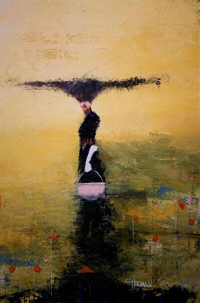 Cathy Hegman, 'A Tisket Tasket', 2019
