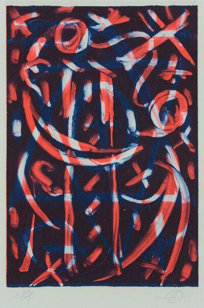 Alfonso Ossorio, 'Smile', 1984