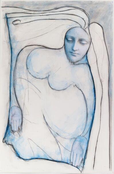 Karen Gibbons, 'Blue Madonna', 2016