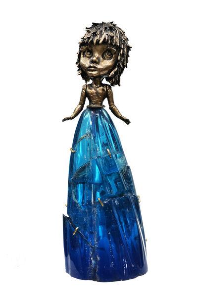 Patrick O'Reilly, 'Blue Doll', 2020
