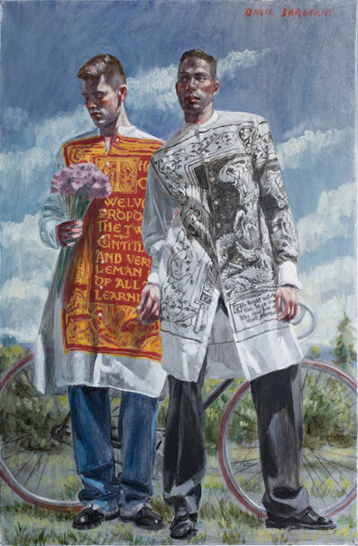 Mark Beard, 'Two Priests', Date Unknown