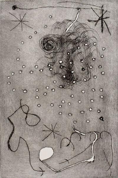 Joan Miró, 'Untitled, from: Bibliography of Works by René Char 1928-1963 | Bibliographie des oeuvres de René Char de 1928 à 1963   ', 1964