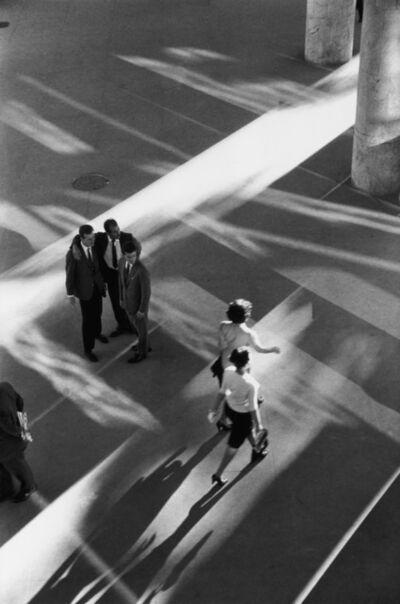 René Burri, 'Ministry of Health, Rio de Janeiro', 1960