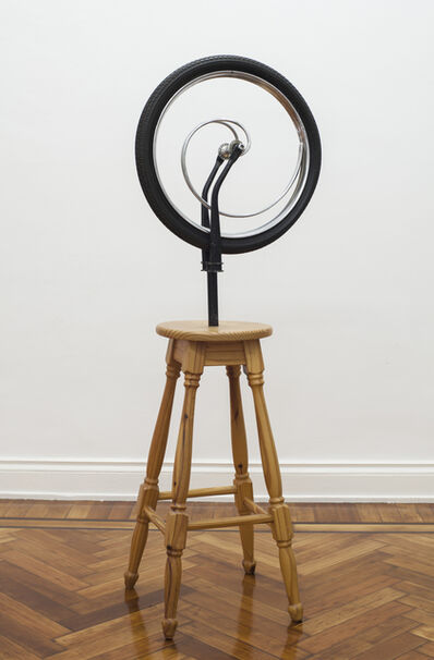 Eduardo Costa, 'Duchamp/Costa Wheel (Assisted Ready-Made)', 1977
