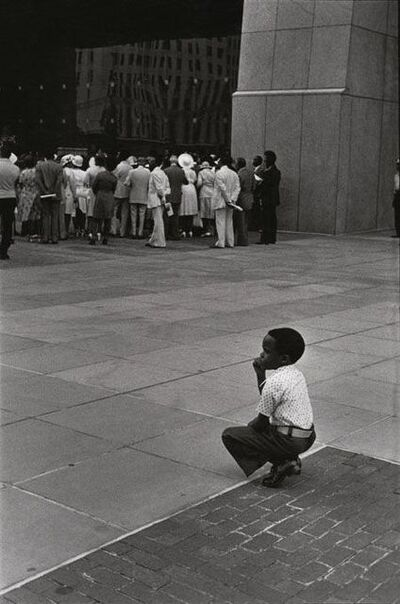Ming Smith, 'What's it All About? New York City, NY', 1976