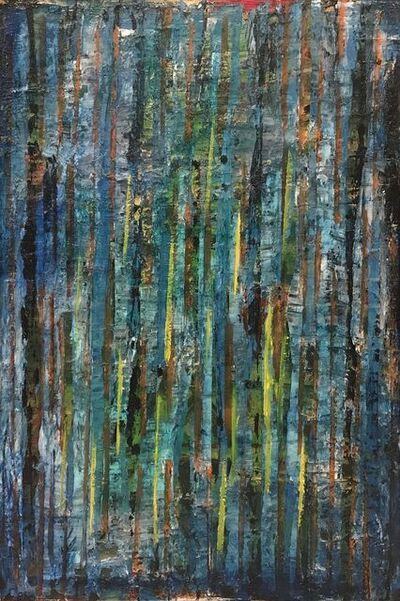 Dan Louth, 'Marsh Rain', 2021