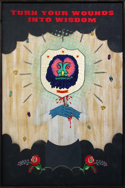 Koichiro Takagi, 'Turn Your Wounds Into Wisdom', 2015