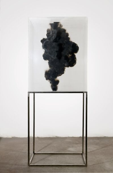 Isabel Alonso Vega, 'Soot Cloud  I', 2018