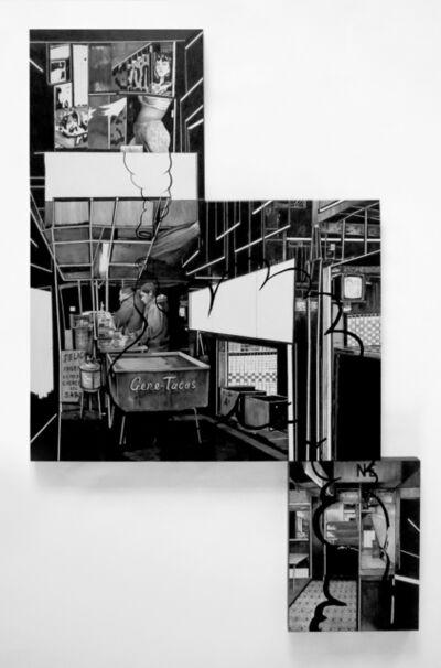 Hugo Crosthwaite, 'Tijuana Radiant Shine, No. 4', 2014