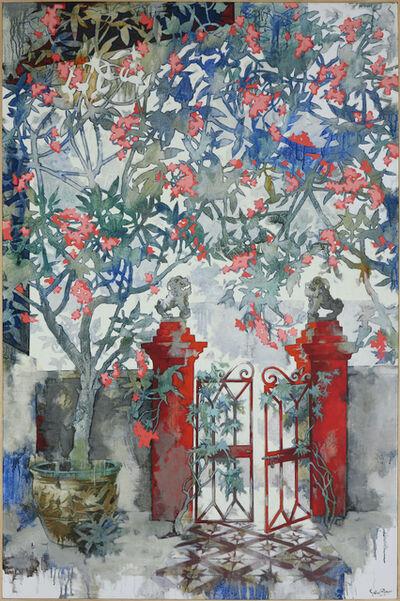 Siak Goon Yeo, 'Garden In Bloom', 2014