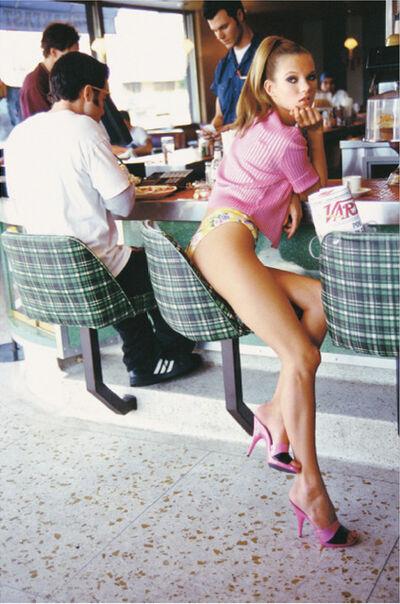 Arthur Elgort, 'Kate Moss, Los Angeles, ', 1995