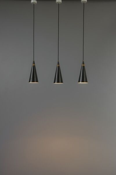 Jacques Biny, 'Set of 3 ceiling lights 215', 1956/1957