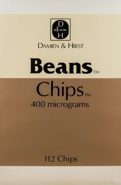 Damien Hirst, 'Beans and Chips (from The Last Supper)', 2005