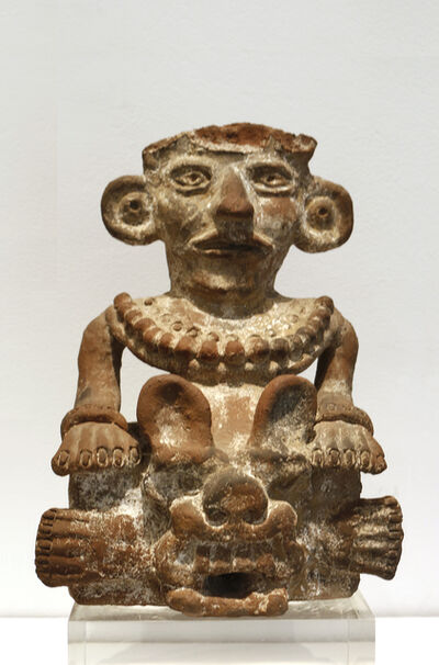 Unknown Pre-Columbian, 'Figure. Teotihuacán, México', 300, 650 (Phase III) 650, 750 (Phase IV)