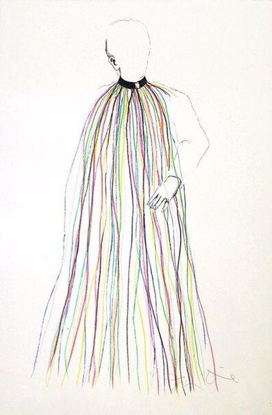 Jim Dine, 'Dorian Gray, Rainbow collar', 1990-2000