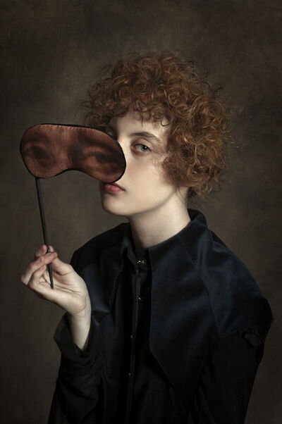 Romina Ressia, 'The Mona Lisa's Eyes', 2015