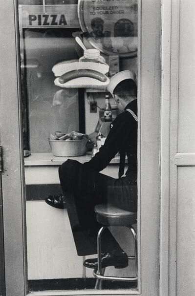 Louis Stettner, 'Times Square Sailor', 1951