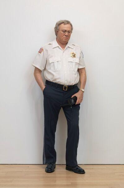 Duane Hanson, 'Security Guard'