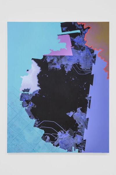 Philip Argent, 'Untitled (Sick Glass)', 2014