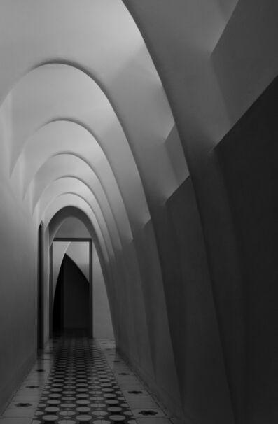Aitor Ortiz, 'Gaudí 023', 2018