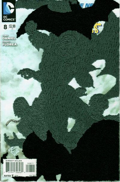 Mark Newport, 'Batman #8', 2013